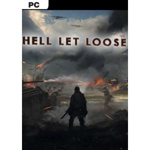 HELL LET LOOSE PC - Steam Global CD KEY