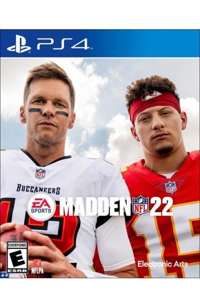 Madden NFL 22 PS4 PreOrder