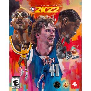 NBA 2K22 NBA 75th Anniversary Edition PS5 Pre-Order