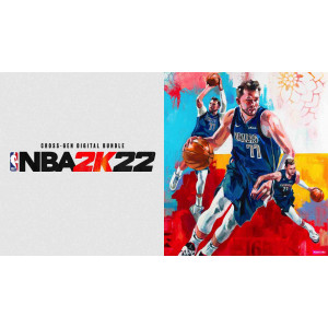 NBA 2K22 Cross-Gen Digital Bundle PS5 Pre-Order
