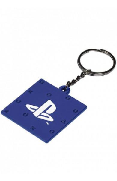 Playstation 5 Metal Kaychain