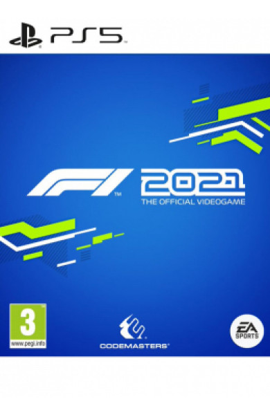 PS5 F1 2021 Disk