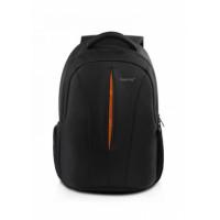 """Ranac za laptop T-B3105 15.6"""" Black Orange"""