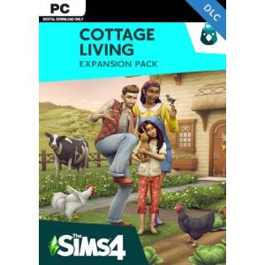 The Sims 4 - Cottage Living PC DLC - Origin Global CD KEY