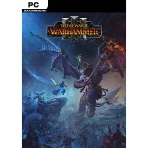 TOTAL WAR: WARHAMMER III PC - Steam Global CD KEY
