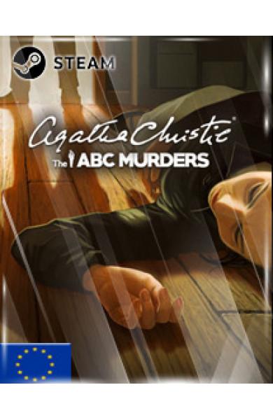 AGATHA CHRISTIE: THE ABC MURDERS STEAM KEY [EU]