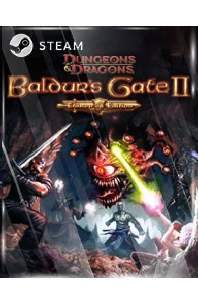 BALDURS GATE II (ENHANCED EDITION) STEAM KEY [GLOBAL]