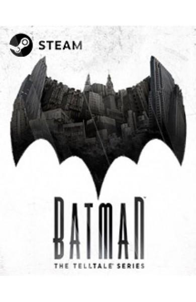 BATMAN - THE TELLTALE SERIES STEAM KEY [GLOBAL]