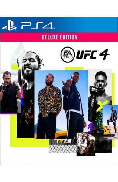 UFC 4 Deluxe Edition