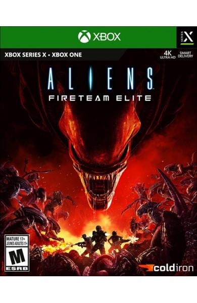 Aliens Fireteam Elite XBOX