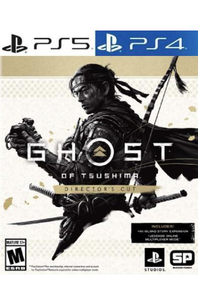 Ghost of Tsushima DIRECTORS CUT PS4 PS5