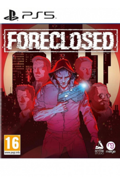 PS5 Foreclosed Disk