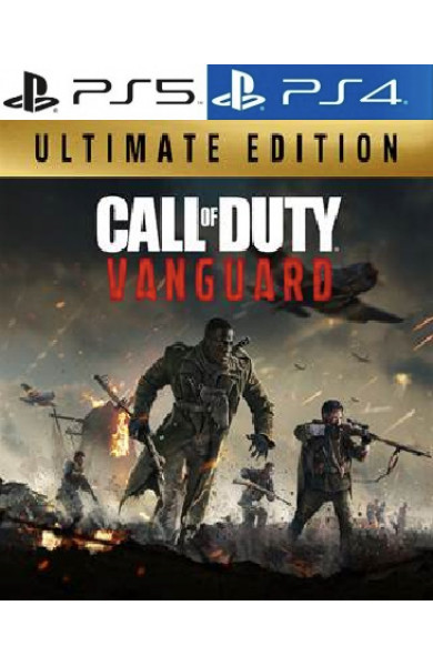 Call of Duty: Vanguard - Ultimate Edition PS4 PS5 PreOrder