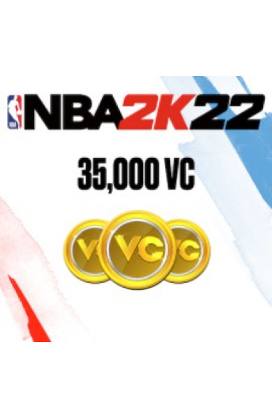 35,000 VC NBA 2k22