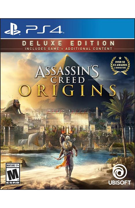 Assassins Creed Origins - Digital Deluxe Edition
