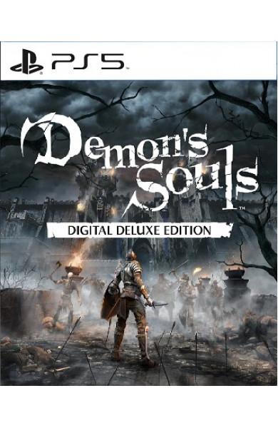 Demons Souls Digital Deluxe Edition
