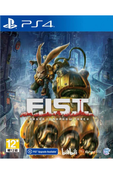 F.I.S.T.: FIST Forged In Shadow Torch