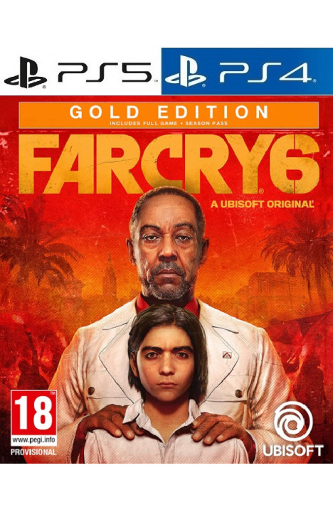 Far Cry 6: Gold Edition PS4 & PS5