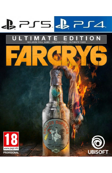 Far Cry 6: Ultimate Edition PS4 & PS5