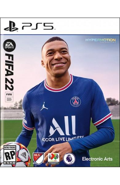 FIFA 22 Standard Edition PS5 PreOrder