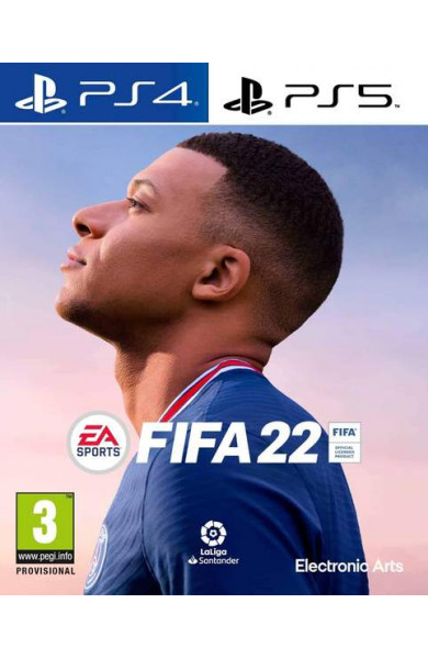 FIFA 22 Ultimate Edition PS4 & PS5 PreOrder