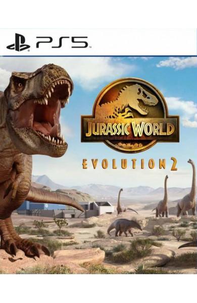 Jurassic World Evolution 2 PS4 & PS5 PreOrder