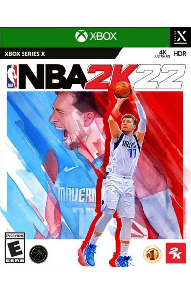 NBA 2K22 XBOX Series S/X