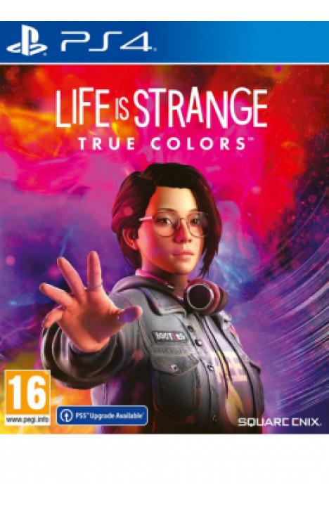 PS4 Life is Strange: True Colors Disk