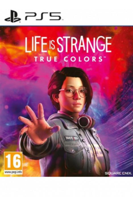 PS5 Life is Strange: True Colors Disk
