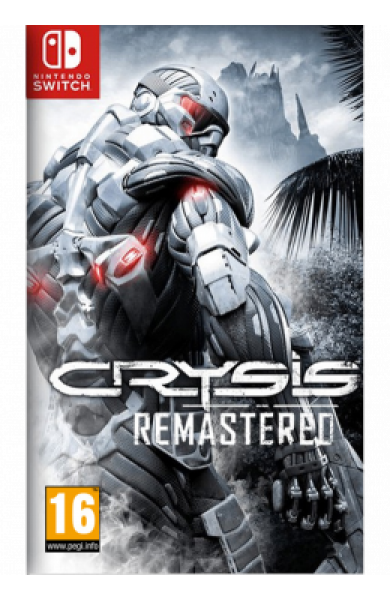Switch Crysis Remastered