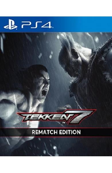 Tekken 7 - Rematch Edition