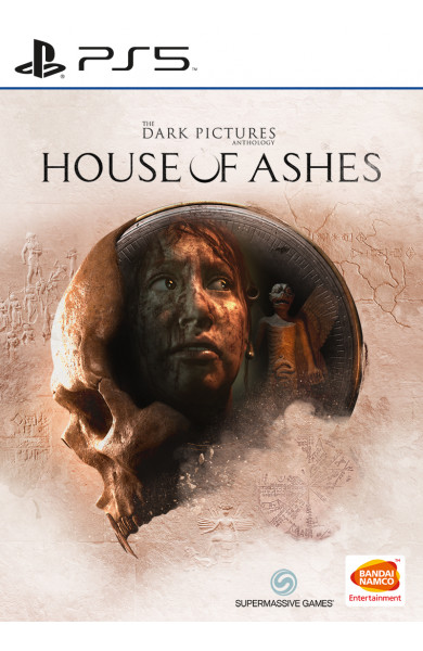 The Dark Pictures Anthology: House of Ashes PS4 & PS5 PreOrder