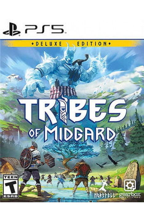 Tribes Of Midgard Digital Deluxe PS4 And PS5