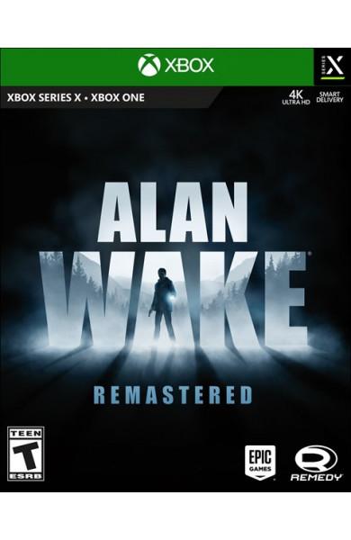 Alan Wake Remastered XBOX