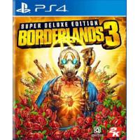 Borderlands 3: Super Deluxe Edition PS4 & PS5