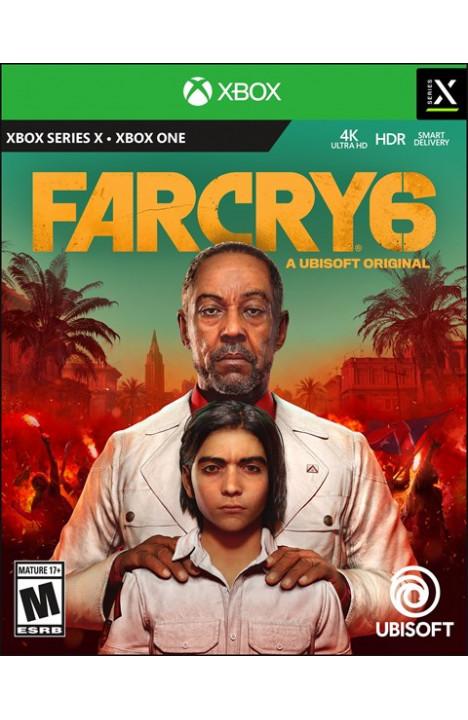 Far Cry 6 XBOX OFFLINE ONLY