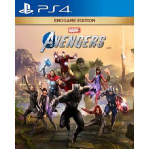 Marvels Avengers Endgame Edition