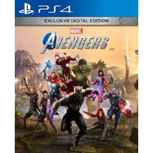 Marvels Avengers: Exclusive Digital Edition