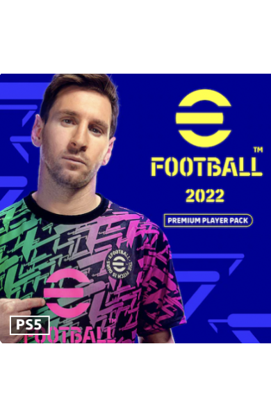 eFootball™ PES 2022 Premium Player Pack PS4 PS5 PreOrder