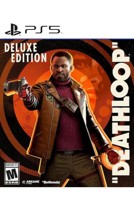 DEATHLOOP Deluxe Edition