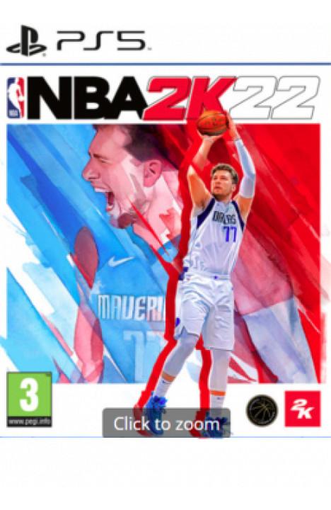 PS5 NBA 2K22 Disk