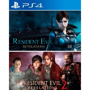 Resident Evil Revelations 1 And 2 Bundle