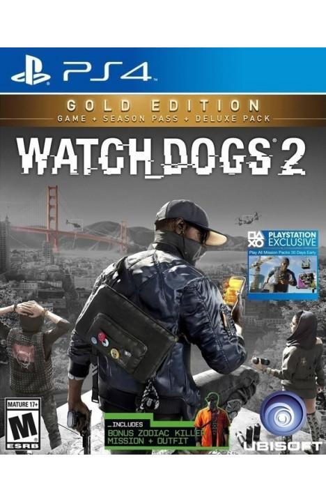 Watch Dogs 2 - Digital Gold Edition