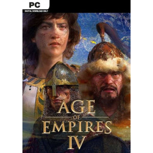AGE OF EMPIRES 4 IV PC