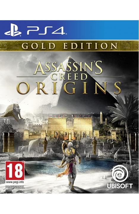 Assassins Creed Origins - GOLD EDITION