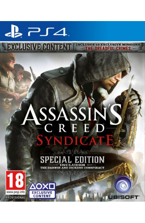 Assassins Creed Syndicate INSTANT DOSTAVA SA PayPal/Credit Cards