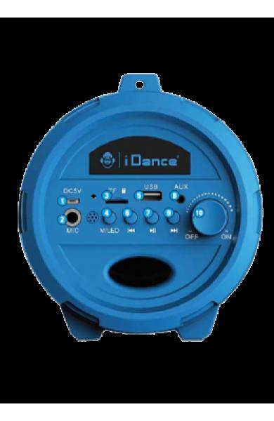 iDance Cyclone 401 Blue