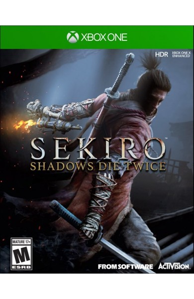 Sekiro: Shadows Die Twice ( XBOX ONE )