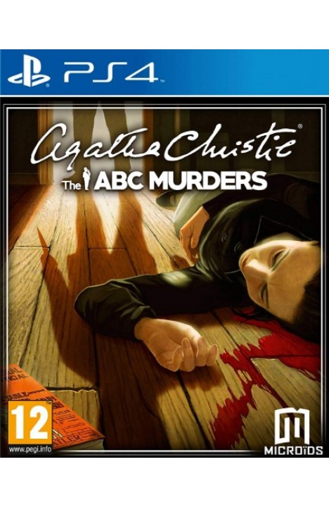 Agatha Christie - The ABC Murders INSTANT DOSTAVA SA PayPal/Credit Cards