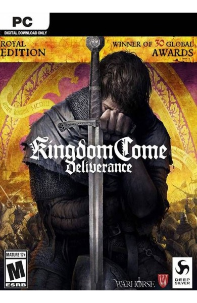 Kingdom Come: Deliverance Royal Edition - Steam Global CD KEY